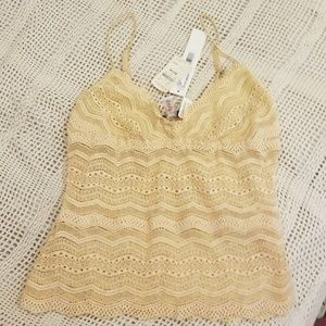Lacey COSABELLA Top From Italy - NWT